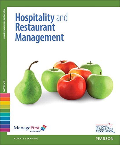 9780133086577: Hospitality & Restaurant Management with Answer Sheet and Exam Prep -- Access Card Package (2nd Edition) (Managefirst Program)