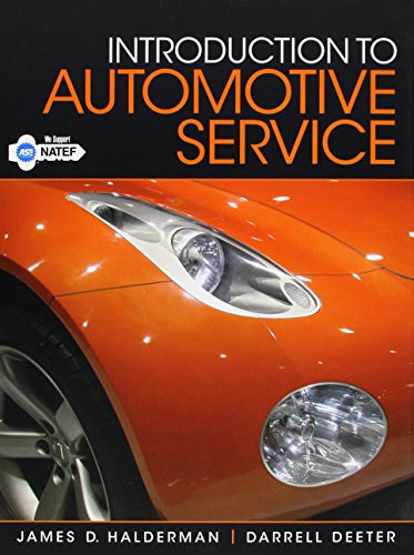 9780133087741: INTRODUCTION TO AUTOMOTIVE SERVICE&NATEF PK