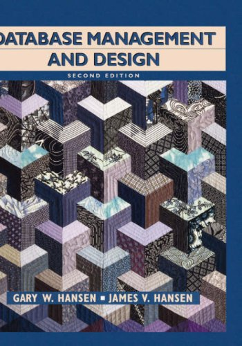 9780133088007: Database Management and Design (2nd Edition)