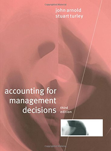 9780133088182: Accounting Management Decisions