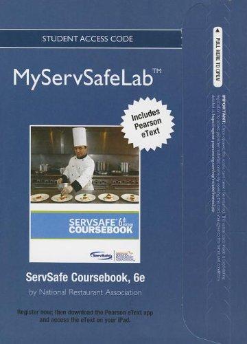 ServSafe Food Protection Manager Certification Online Exam Voucher Plus NEW MyServSafeLab with ...