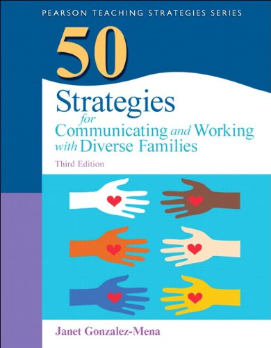 9780133090277: 50 Strategies for Communicating and Working with Diverse Families (3rd Edition) (Practical Resources in ECE)