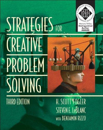 9780133091663: [Strategies for Creative Problem Solving] (By: H. Scott Fogler) [published: October, 2013]