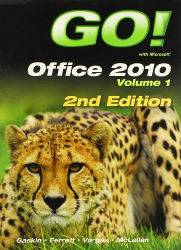 9780133095906: GO! with Office 2010 Volume 1 plus myitlab with Pearson eText -- Access Card