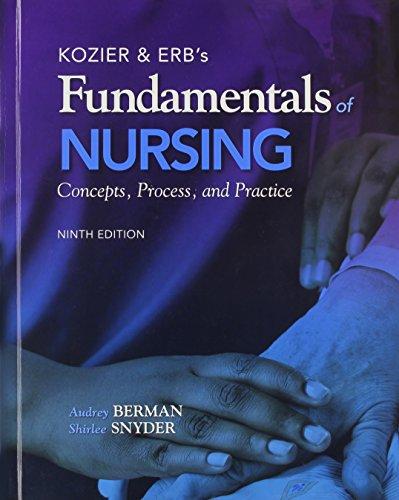 9780133095944: NEW MyLab Nursing and Kozier & Erb's Fundamentals of Nursing