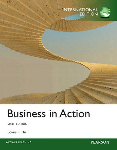 9780133098211: Business in Action