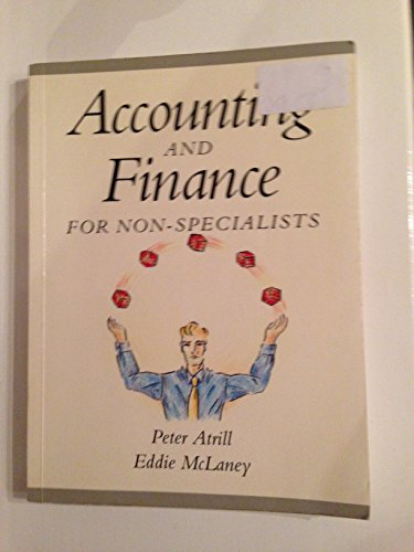 9780133098655: Online Course Pack:Accounting and Finance for Non-Specialist with OneKey WebCT Access Card:Atrill, Accounting and Finance for Non-Specialists 5e