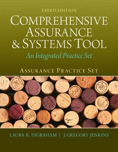 9780133099218: Assurance Practice Set for Comprehensive Assurance & Systems Tool (CAST) (3rd Edition)