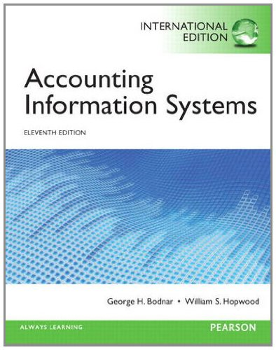 9780133099935: Accounting Information Systems