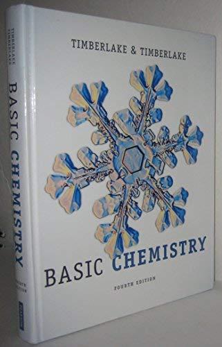 9780133100228: Basic Chemistry