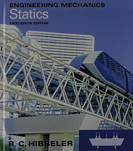 9780133101140: Engineering Mechanics: Statics with Study Pack and MasteringEngineering with Pearson eText -- Standalone Access Card (13th Edition)