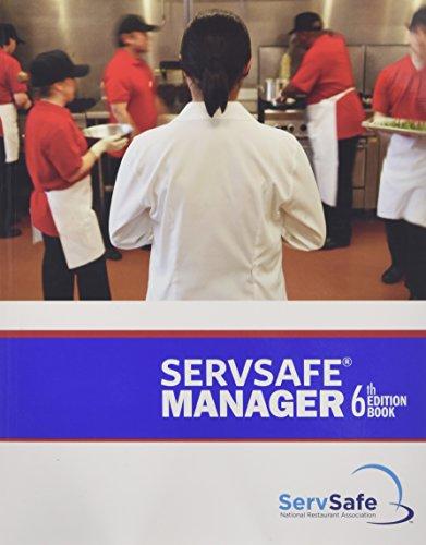 ServSafe Manager with Answer SheeyServSafeLab (6th) [Jul
