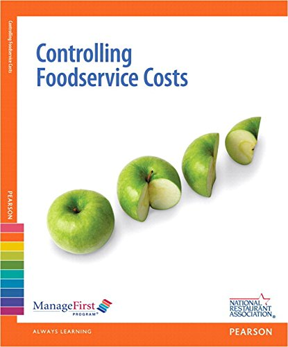9780133102154: Controlling Food Service Costs with Online Testing Voucher and Exam Prep -- Access Card Package (2nd Edition)