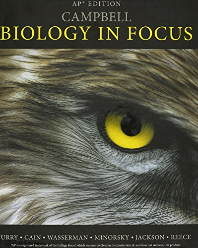9780133102178: Campbell Biology in Focus, AP Edition