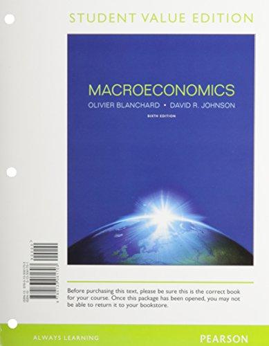 9780133103045: Macroeconomics: Includes Pearson eText