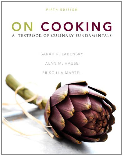 9780133103199: On Cooking: A Textbook of Culinary Fundamentals Plus 2012 MyCulinaryLab with Pearson eText -- Access Card Package (5th Edition)