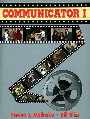 9780133109139: Communicator 1