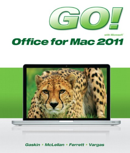 9780133109870: Go! with Mac Office 2011