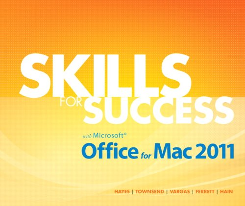 9780133109900: Skills for Success with Mac Office 2011