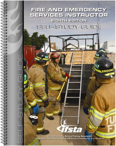9780133110128: Study Guide (Print) for Fire and Emergency Services Instructor