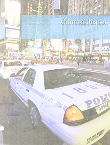9780133113556: Criminal Justice: A Brief Introduction, Student Value Edition (10th Edition)