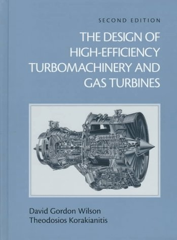 9780133120004: The Design of High-Efficiency Turbomachinery and Gas Turbines (2nd Edition)