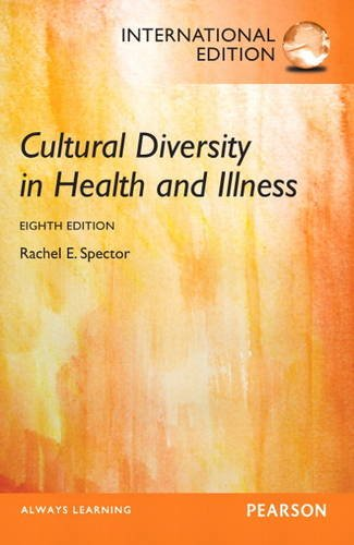 9780133122985: Cultural Diversity in Health and Illness