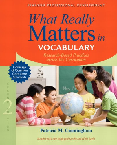 9780133124453: What Really Matters in Vocabulary: Research-Based Practices Across the Curriculum (2nd Edition) (What Really Matters Series)