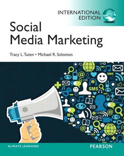 9780133125115: Social Media Marketing
