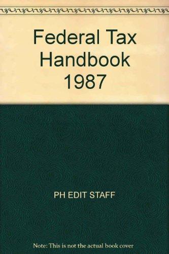 9780133128697: Federal Tax Handbook
