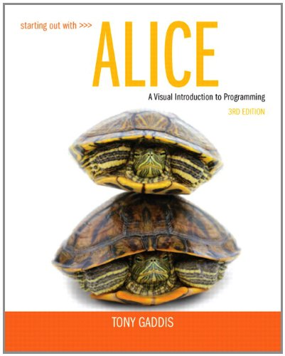 9780133129748: Starting Out with Alice