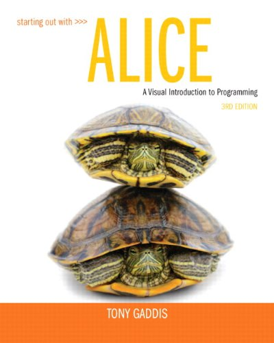 9780133129748: Starting Out with Alice (3rd Edition)
