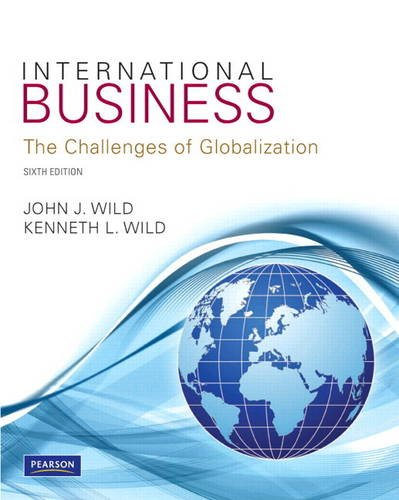9780133129960: International Business Plus MyIBLab with Pearson Etext