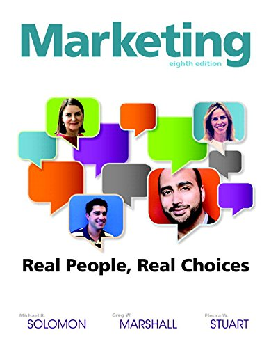 9780133130591: Marketing: Real People, Real Choices Plus MyMartketingLab with Pearson eText - Access Card Package (8th Edition)