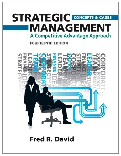9780133130713: Strategic Management