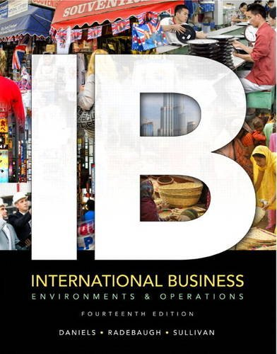 9780133130799: International Business Plus MyIBLab with Pearson eText
