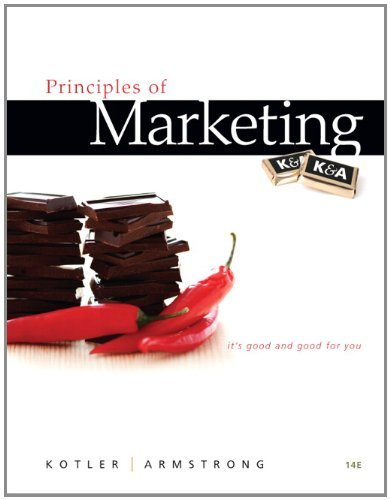 Principles of Marketing Plus NEW MyMarketing Lab with Pearson eText -- Access Card Package (14th ...