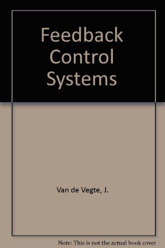9780133134957: Feedback Control Systems