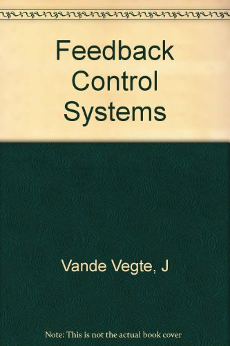 9780133136517: Feedback Control Systems