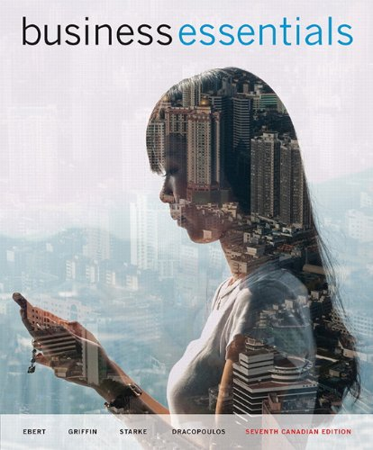 9780133138221: Business Essentials, Seventh Canadian Edition (7th Edition)