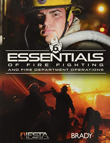 9780133140804: Essentials of Fire Fighting and Fire Department Operations (6th Edition)