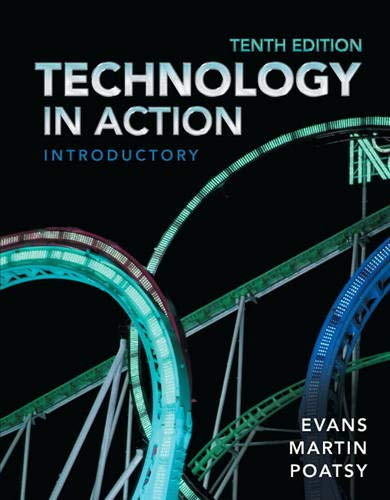 9780133141023: Technology in Action, Introductory (10th Edition)