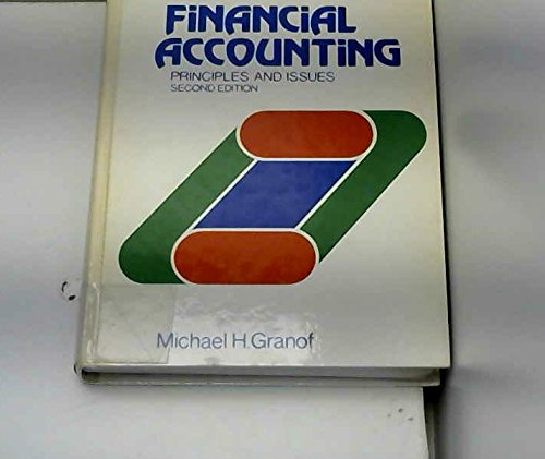 9780133141535: Financial Accounting: Principles and Issues