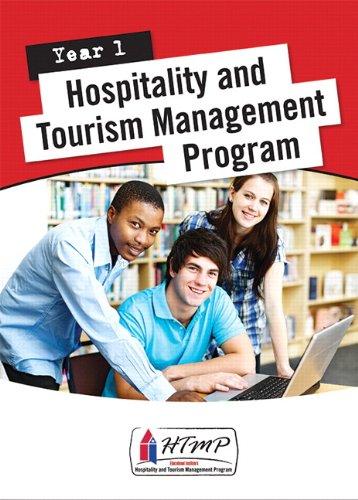 9780133141825: Hospitality & Tourism Management Program (HTMP) Year 1 Student Textbook