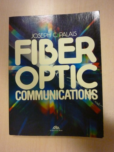 9780133141887: Fiber Optic Communications