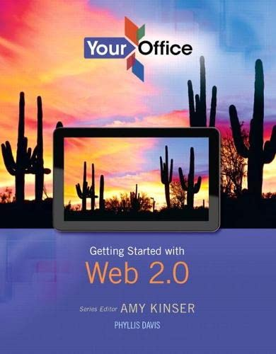 9780133143997: Your Office: Getting Started with Project Management (Your Office for Office 2013)