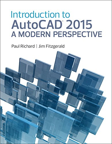 9780133144796: Introduction to AutoCAD 2015: A Modern Perspective