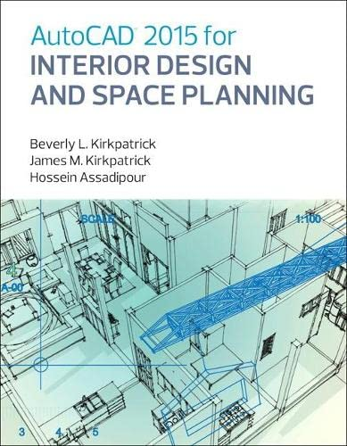9780133144857: AutoCAD 2015 for Interior Design and Space Planning