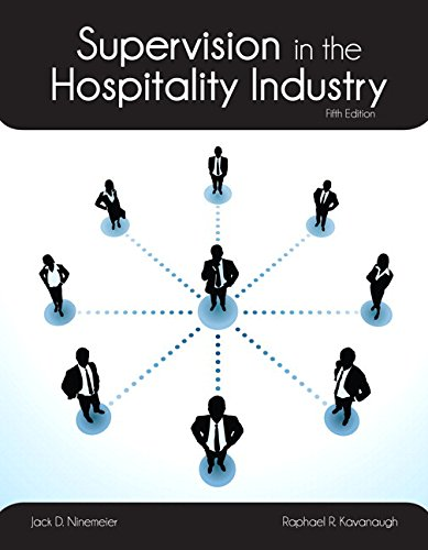 9780133145441: Supervision in the Hospitality Industry with Answer Sheet (AHLEI) & Supervision in the Hospitality Industry Online Component (AHLEI) -- Access Card Package (5th Edition)