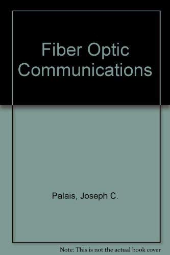 9780133145854: Fiber Optic Communications